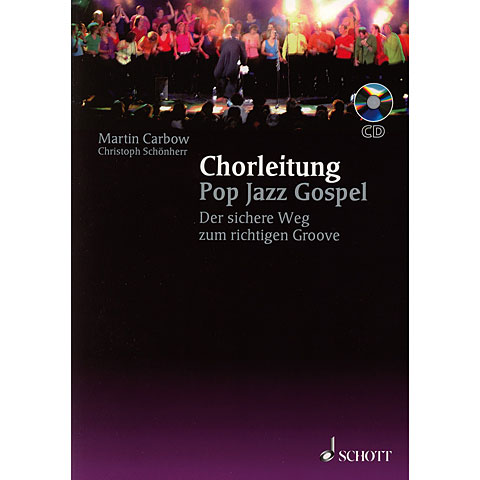 Schott Chorleitung Pop Jazz Gospel