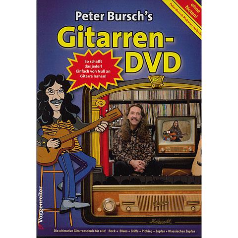 DVD Voggenreiter Peter Bursch´s Gitarren-DVD