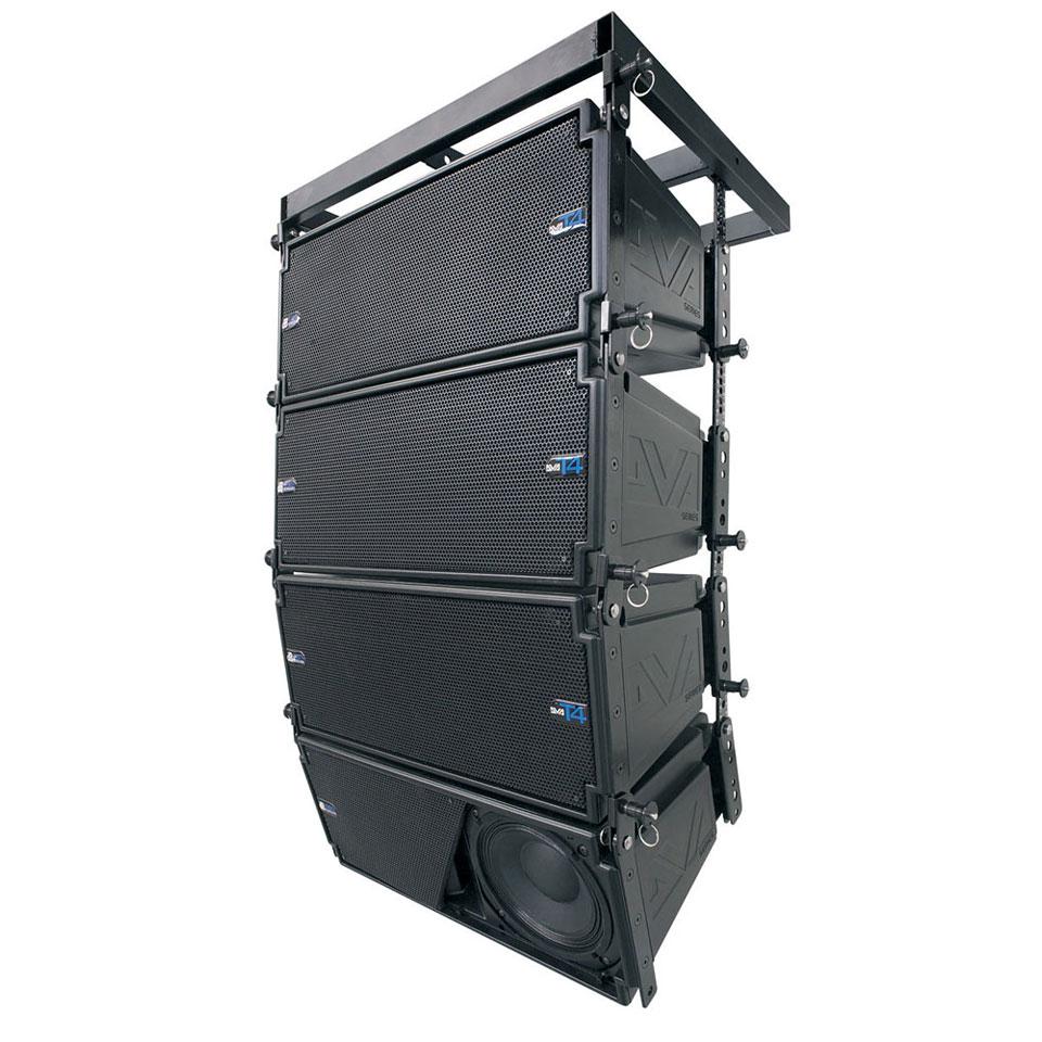 Active PA-Speakers dB Technologies DVA T4 (2)