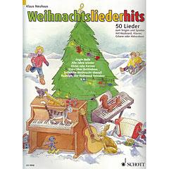 Schott Weihnachtsliederhits « Notenbuch