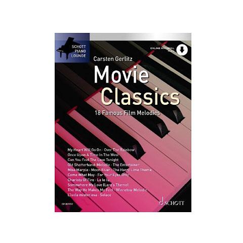 Schott Schott Piano Lounge Movie Classics