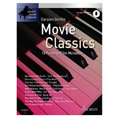 Schott Piano Lounge Movie Classics