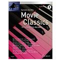 Libro di spartiti Schott Schott Piano Lounge Movie Classics