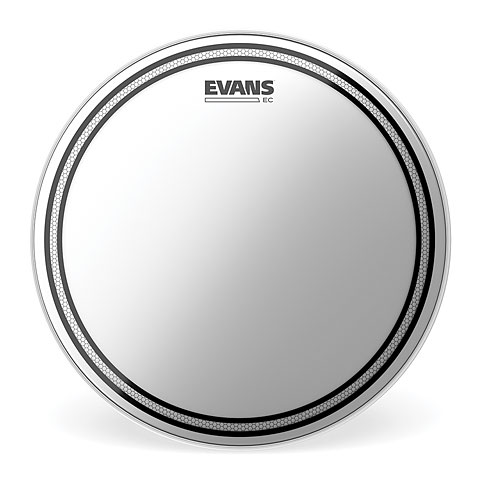 """Snare-Drum-Fell Evans Edge Control 13"""" Snare Head"""