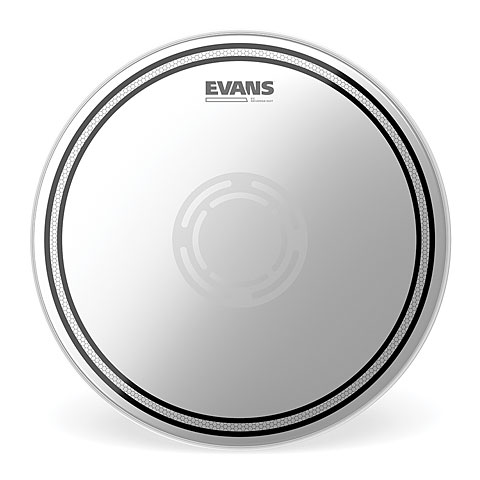 "Snare-Drum-Fell Evans Edge Control B14ECSRD 14"" Snare Head"