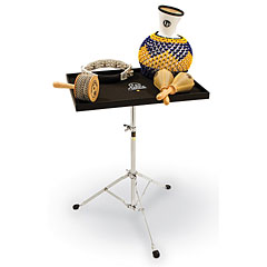 Latin Percussion Aspire LPA521 Percussion Table « Stand percussions