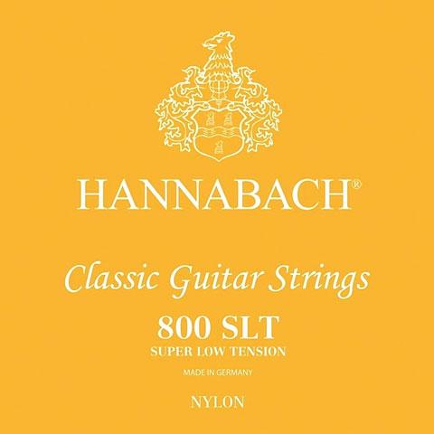 Hannabach 800 Gelb