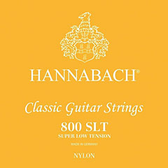 Hannabach 800 SLT Yellow
