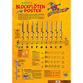Voggenreiter Voggy's Blockflöten-Poster  «  Poster