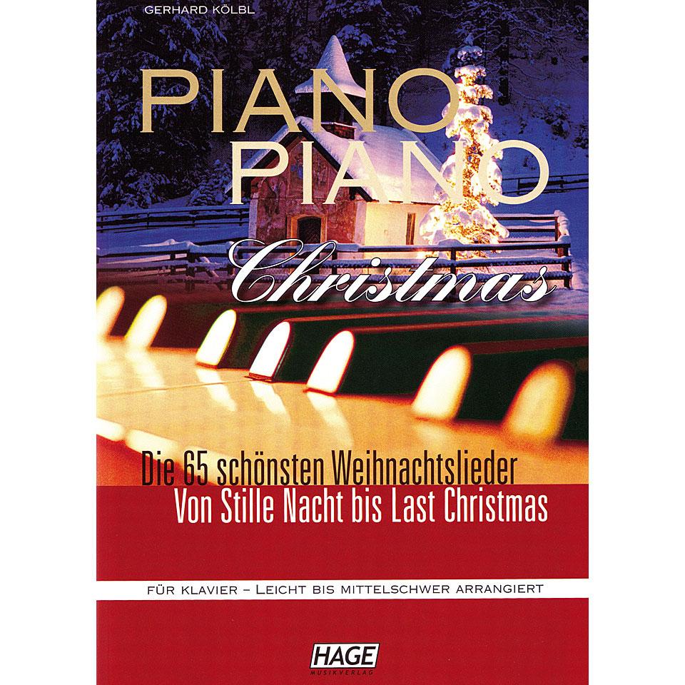 Hage Piano Piano Christmas « Notenbuch   Musik Produktiv Online-Shop ...