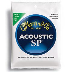 Martin Guitars MSP 4000 « Cuerdas guitarra acúst.