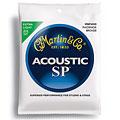Stålsträngar Martin Guitars MSP 4000