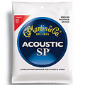 Cuerdas guitarra acúst. Martin Guitars MSP 4100