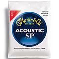 Stålsträngar Martin Guitars MSP 4100