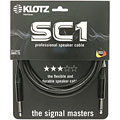 Speaker Cable Klotz Basic 6.3 mm Klinke, 2 m