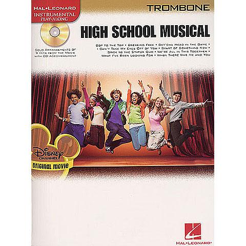 Hal Leonard High School Musical for Trombone