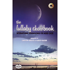 Schott The Lullaby Choirbook (+CD) « Chornoten