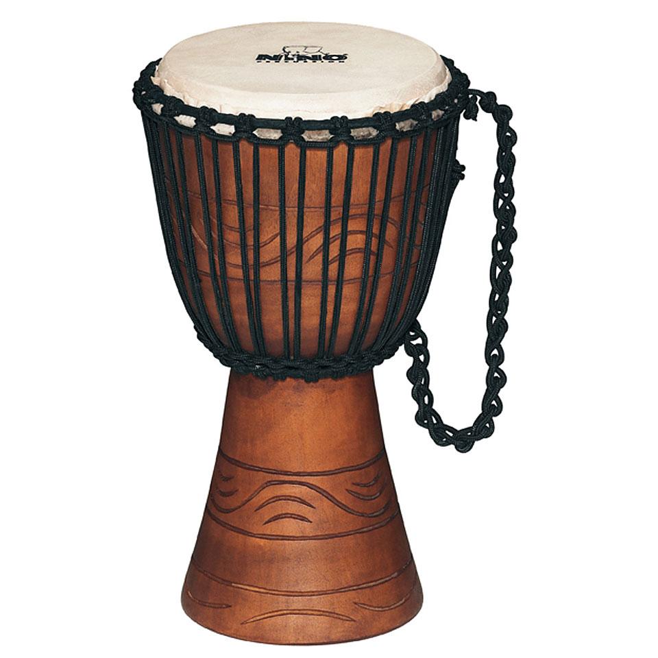 Percussion - Nino African ADJ2 S Water Rhythm Djembe - Onlineshop Musik Produktiv