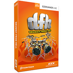 Toontrack Drumkit From Hell EZX « Softsynth