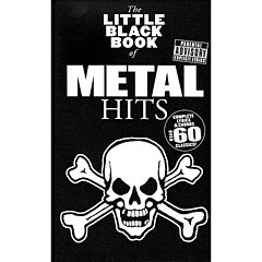 Music Sales The Little Black Book of Metal Hits « Recueil de morceaux