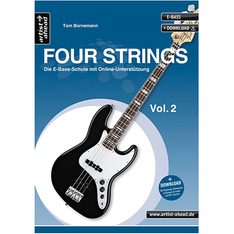 Artist Ahead www.FOUR-STRINGS.de Vol.2