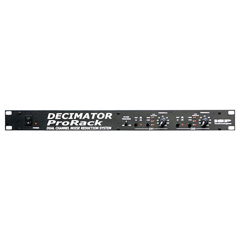 Little Helper ISP Decimator Pro Rack