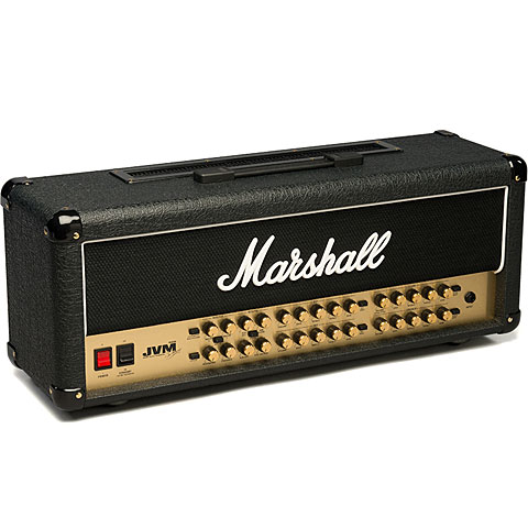 Topteil E-Gitarre Marshall JVM410H