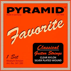 Pyramid Favorite « Classical Guitar Strings