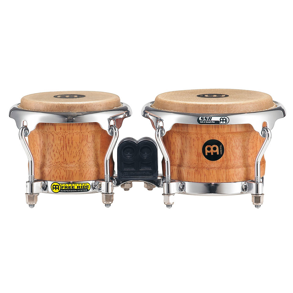 Percussion - Meinl Mini Bongos FWB100SNT M Bongo - Onlineshop Musik Produktiv