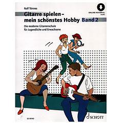 Schott Gitarrespielen - mein schönstes Hobby Bd.2