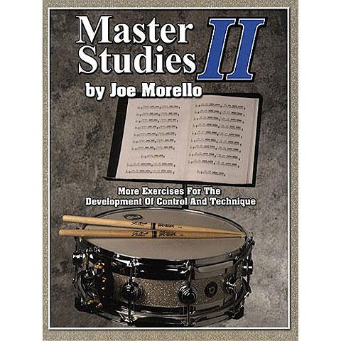 Libros didácticos Hal Leonard Master Studies II