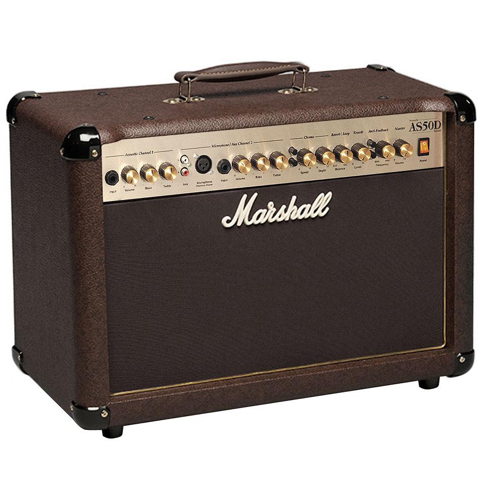 Verstaerker - Marshall AS50D Akustikgitarren Verstärker - Onlineshop Musik Produktiv