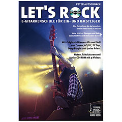 Acoustic Music Books Let´s Rock « Instructional Book