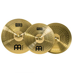 Meinl HCS Basic Cymbal Set (14HH/16C) « Sets de platos