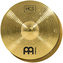 "Meinl 13"" HCS Hihat « Cymbale Hi-Hat"