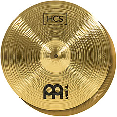 "Meinl 14"" HCS Hihat « Cymbale Hi-Hat"
