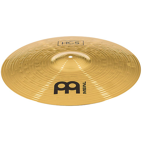 "Cymbale Crash Meinl 16"" HCS Crash"