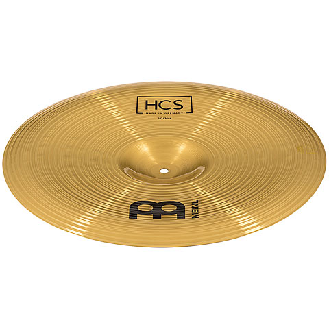 "China-Bekken Meinl 18"" HCS China"