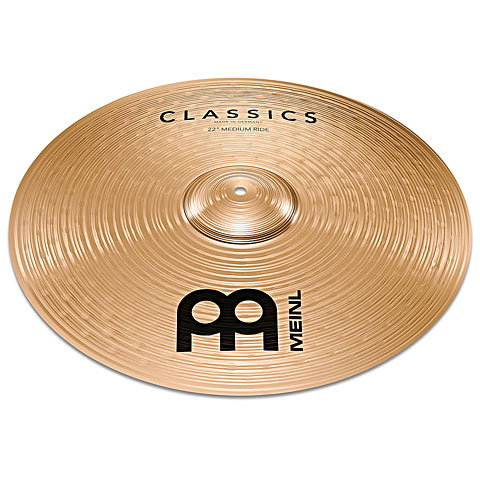 Ride-Becken Meinl Classics C22MR