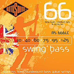 Rotosound Swingbass RS666LC « Saiten E-Bass