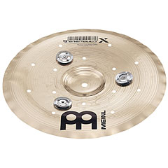 "Meinl 10"" Generation X Jingle Filter China « China-Becken"