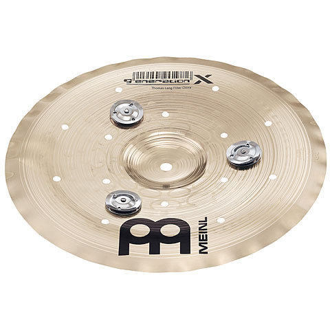 "Meinl 12"" Generation X Jingle Filter China"