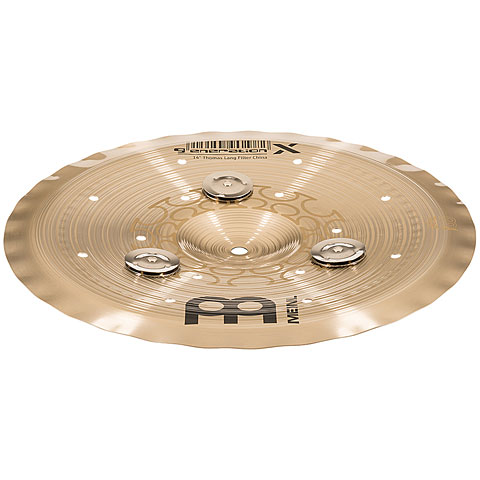 Meinl 14  Generation X Jingle Filter China