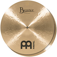 Meinl Byzance Traditional B15MH « Cymbale Hi-Hat