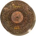 "HiHat-Cymbal Meinl Byzance Extra Dry 14"" Medium HiHat"