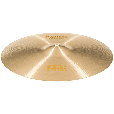 "Crash Bekken Meinl Byzance Jazz 18"" Medium Thin Crash"