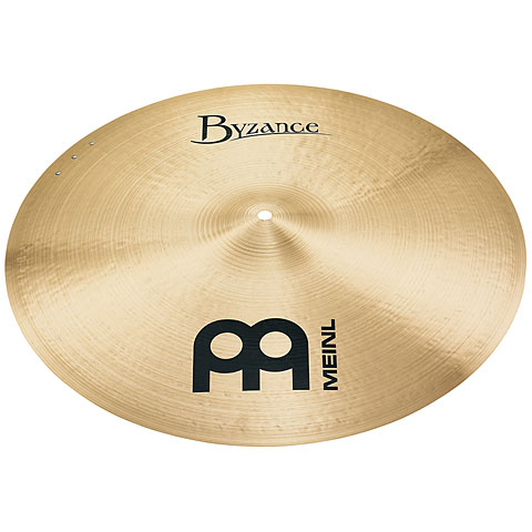 "Ride Meinl Byzance Traditional 20"" Medium Sizzle Ride"
