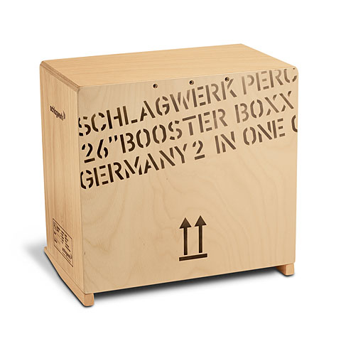Cajón flamenco Schlagwerk BC460 2inOne Booster Boxx
