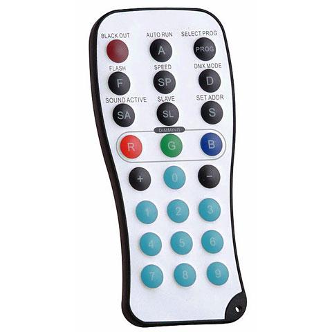 Controlador Scan American DJ LED RC
