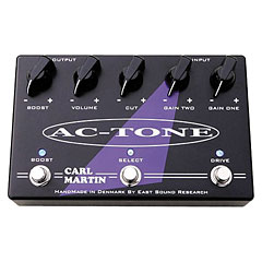 Carl Martin AC Tone « Pedal guitarra eléctrica